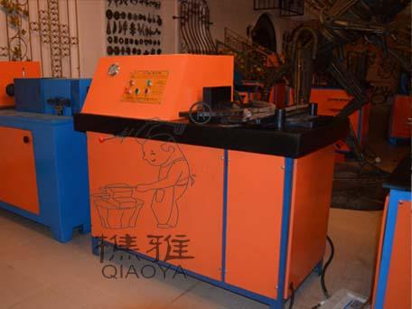 QY-PS型铁艺喷砂设备